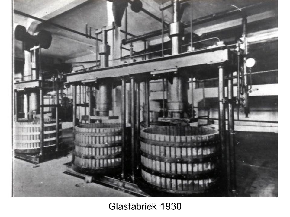 Glasfabriek 1930