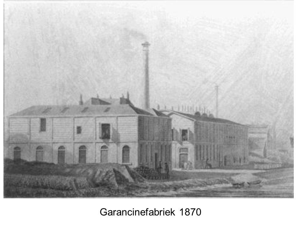 Orgelfabriek Dekker Turfkade in 1910
