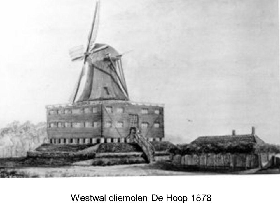 Meelfabriek 1888 Oostwal
