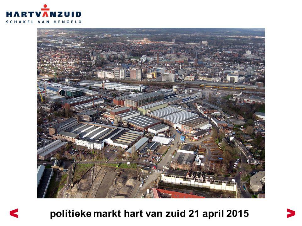 politieke markt hart van zuid 21 april 2015
