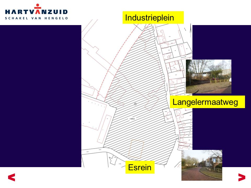 Industrieplein Langelermaatweg Esrein