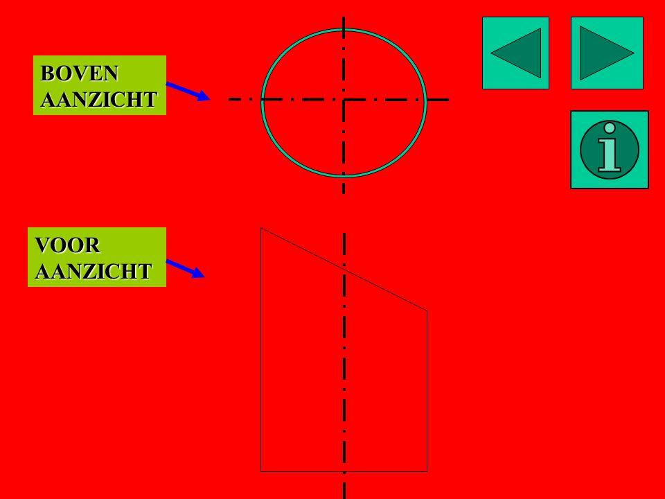 Teken de omtrek van de plaat, daarna het vooraanzicht. 100 150 100 PLAAT 330 x 160 330 160