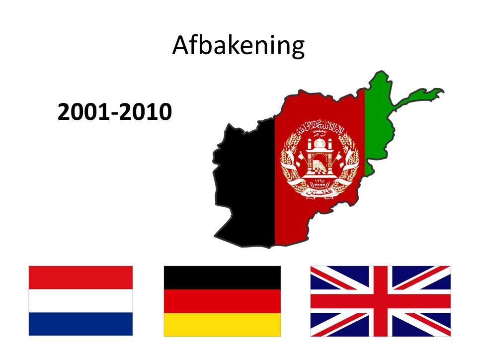 Afbakening 2001-2010
