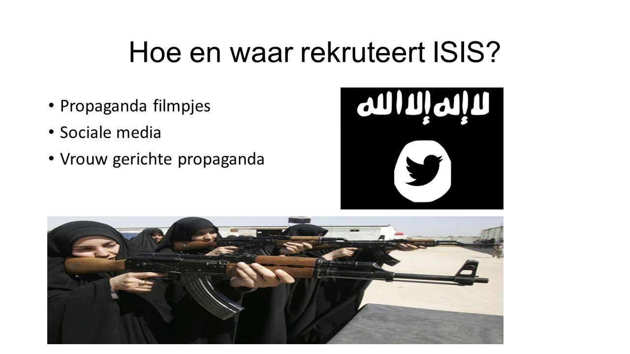 Wat betekent ISIS? ISIS betekend Islamitische staat in Irak en Syrië. Er is geen god buiten Allah Mohammed is de boodschapper van God