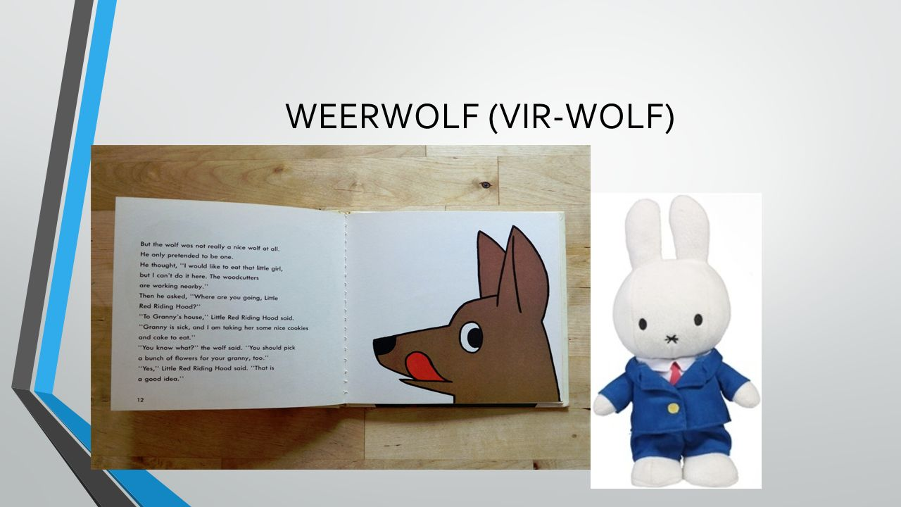 WEERWOLF (VIR-WOLF)