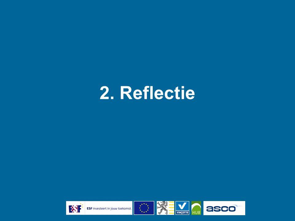 2. Reflectie