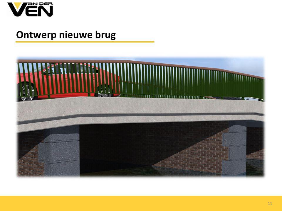 Ontwerp nieuwe brug 11