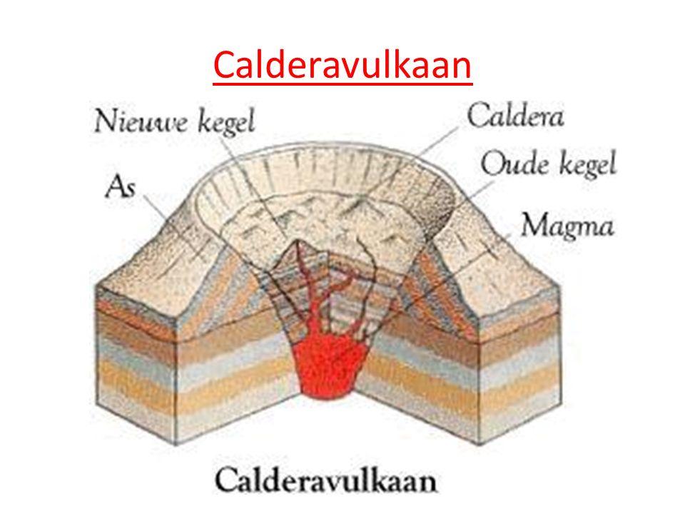 Calderavulkaan