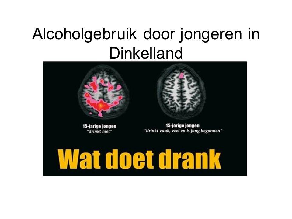 Alcoholgebruik door jongeren in Dinkelland