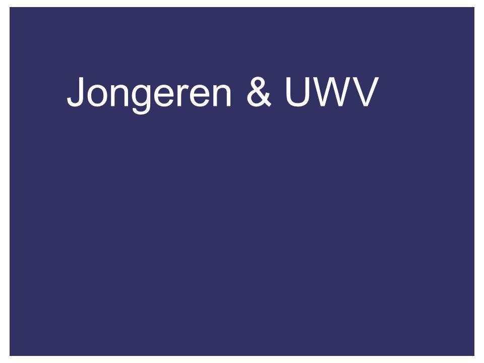 Jongeren & UWV