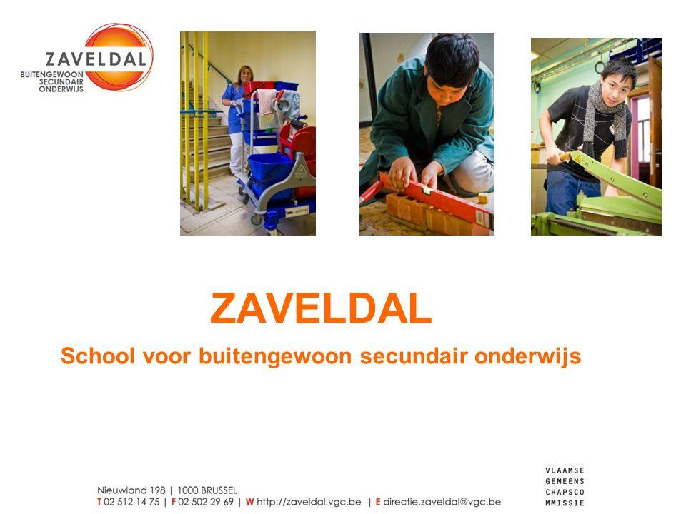 MISSIE Zaveldal als zorgende school met als perspectief jongeren empoweren tot veerkrachtige jongvolwassenen die actief participeren aan de samenleving