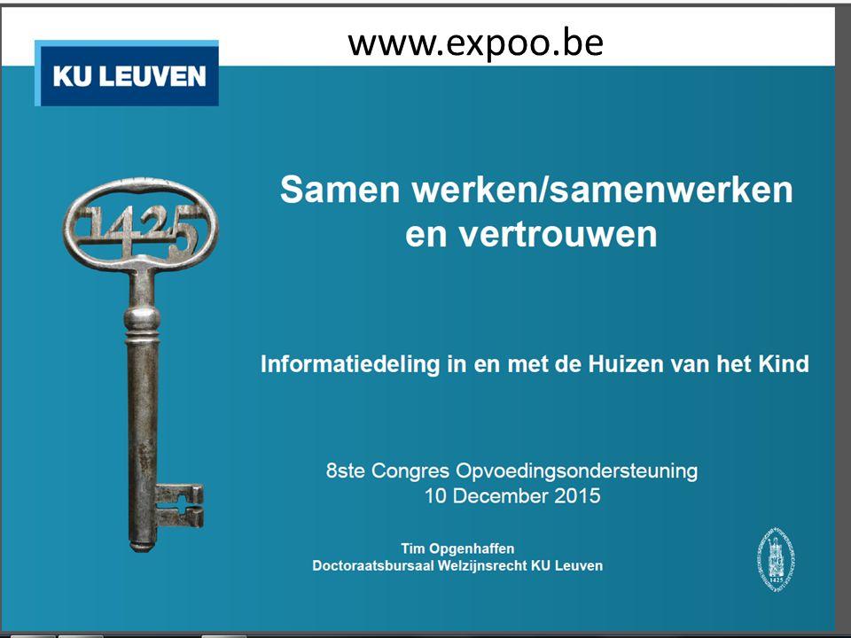 Huis van het Kind15 www.expoo.be