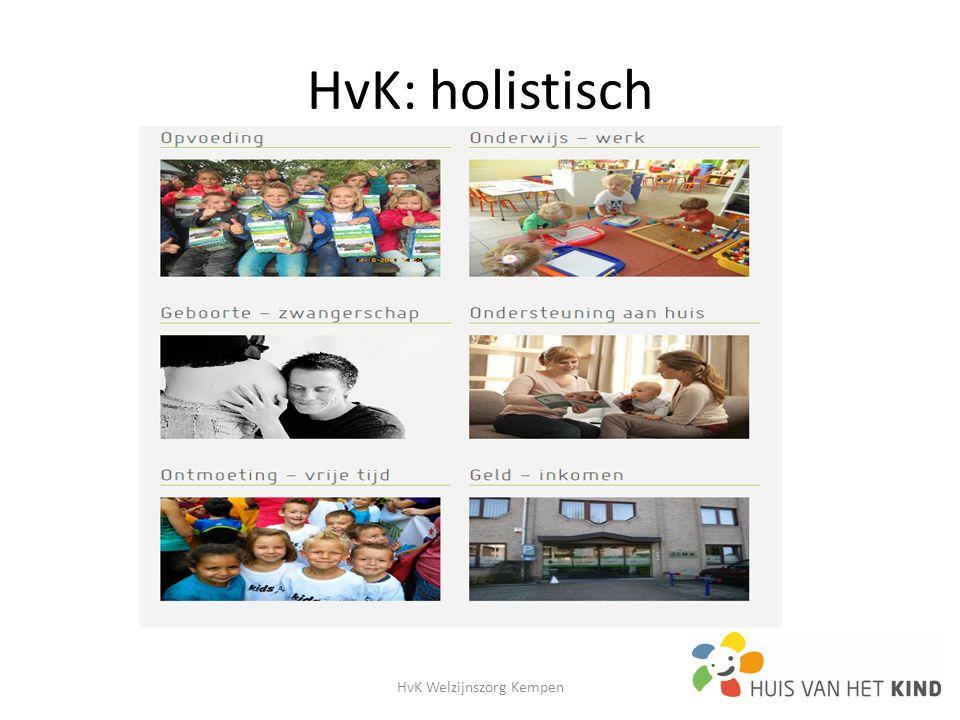 HvK: holistisch HvK Welzijnszorg Kempen19