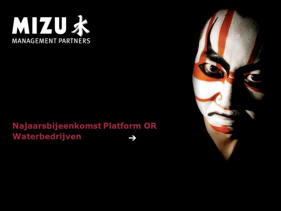 Informatie Mizu Management Partners Mizu Management Partners helpt door coaching, training en executive interim management bij de ontwikkeling van mens en organisatie.