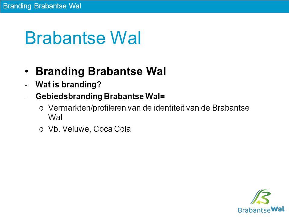 Brabantse Wal Branding Brabantse Wal -Wat is branding.