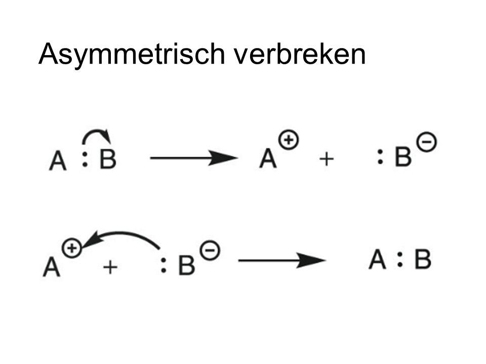 S = substitutie n = nucleofiel Reactiesnelheid afhankelijk van 2 of 1 concentratie