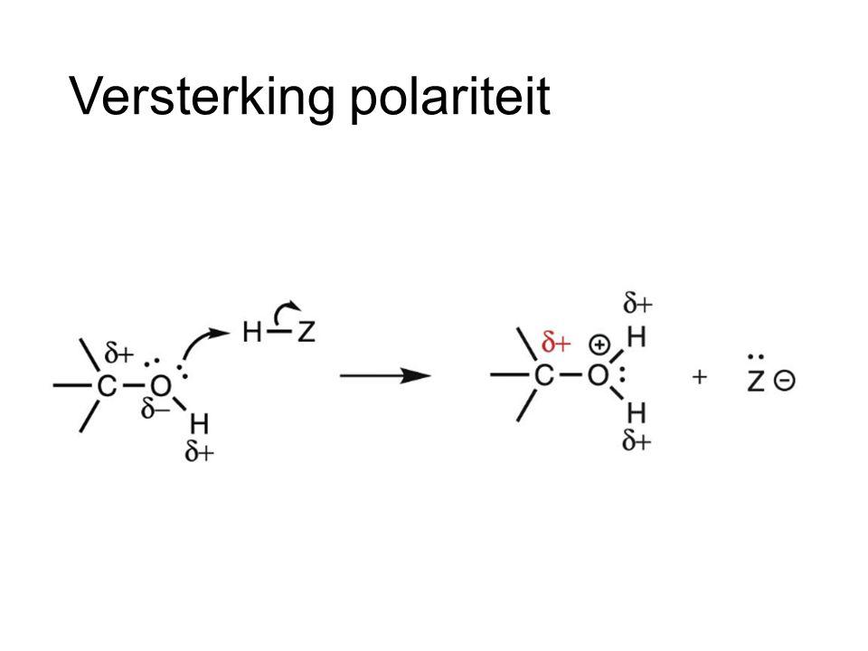 Vragen S n 2 Na de reactie: 1 stereoisomeer of een racemisch mengsel.