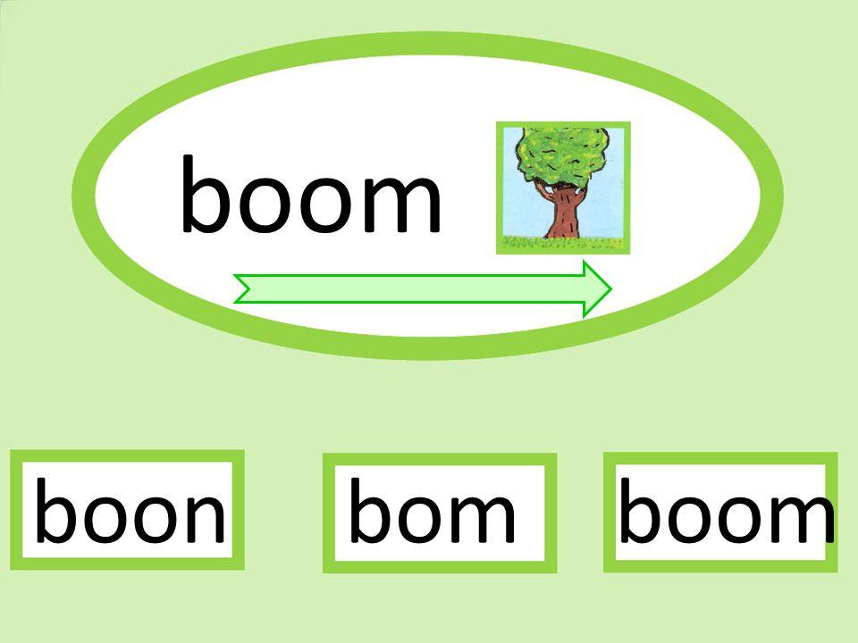 boom boonboombom