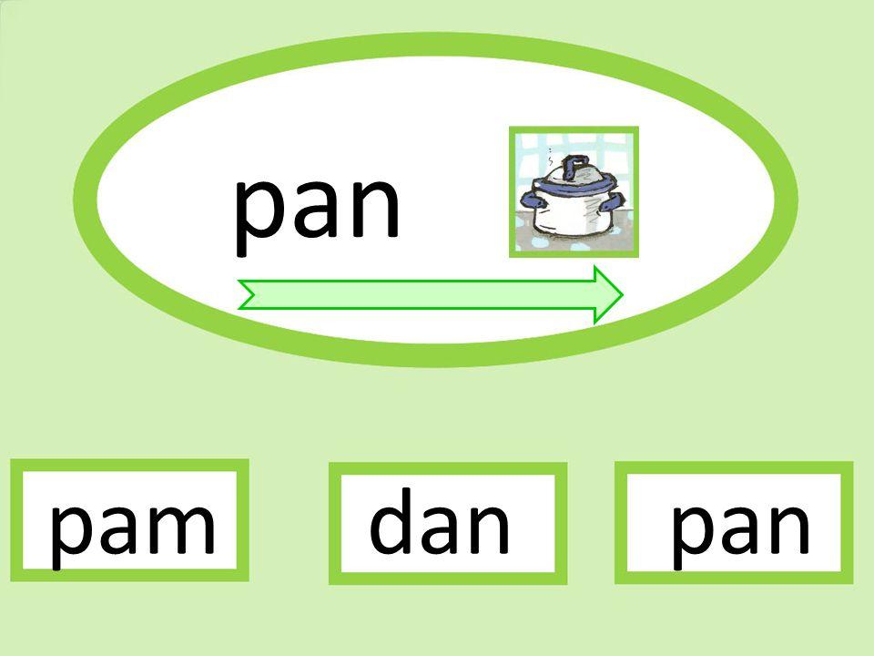 pan pampandan