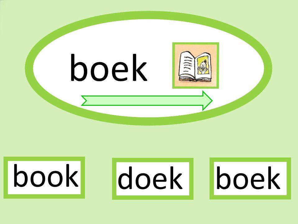 boek book boekdoek