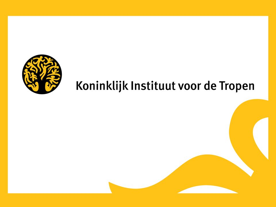 Amsterdam, The Netherlands www.kit.nl Fairness & equality Doel: Tegengaan van discriminatie Focus: Instroom (en gelijkheid) Fairness & equality Doel: Tegengaan van discriminatie Focus: Instroom (en gelijkheid) Acces & legitimacy Doel: Creëren van een verbinding met de markt Focus: business case Acces & legitimacy Doel: Creëren van een verbinding met de markt Focus: business case Integration & learning Doel: Integreren van diversiteit in de organisatie Focus: wederzijds leren Integration & learning Doel: Integreren van diversiteit in de organisatie Focus: wederzijds leren