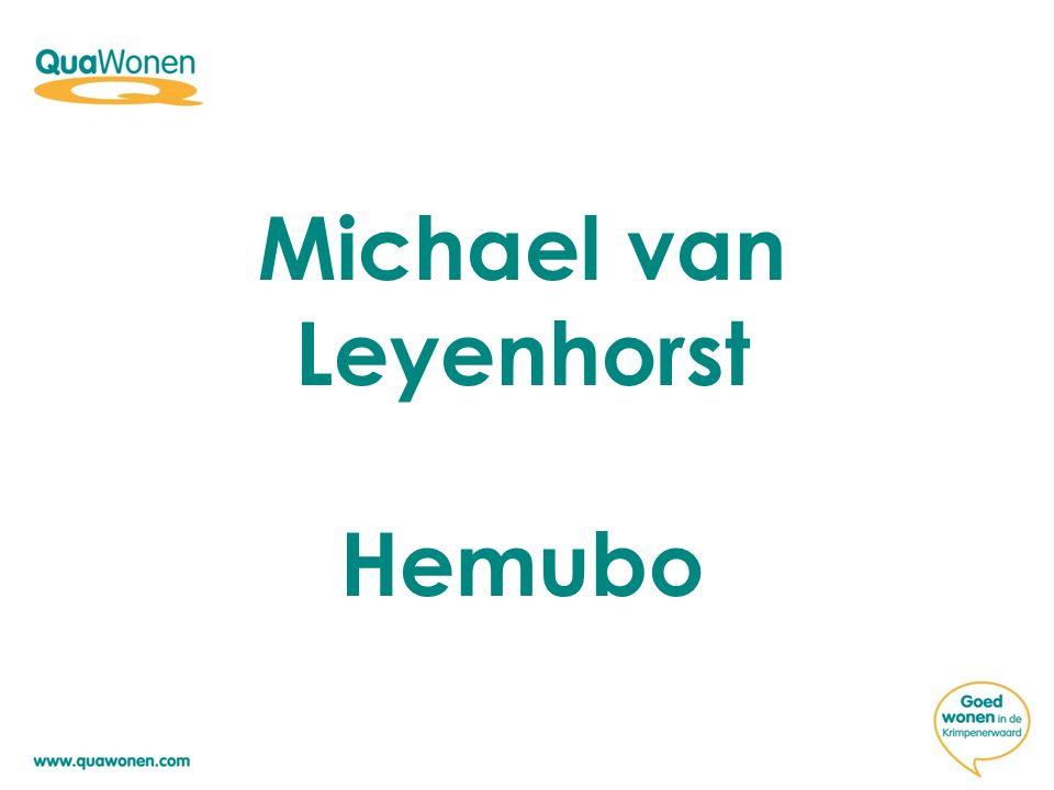 Michael van Leyenhorst Hemubo