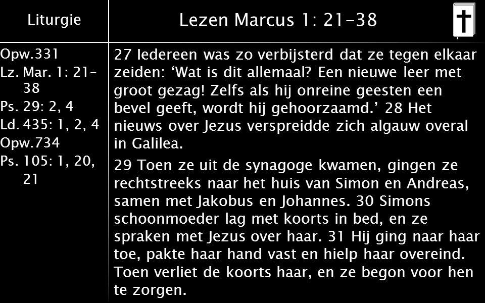 Liturgie Opw.331 Lz.Mar.