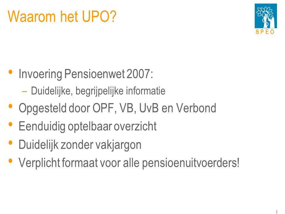 S P E O 24 Website SPEO Veel informatie bijvoorbeeld:  Maandelijks de dekkingsgraad  Informatie wijziging persoonlijke omstandigheden Presentatie te downloaden op: http://www.speo.nl//28-reglementen-en-statuten.html http://www.speo.nl//28-reglementen-en-statuten.html Contact: Bas van Zanden of Brigitte van Buuren info@speo.nl info@speo.nl