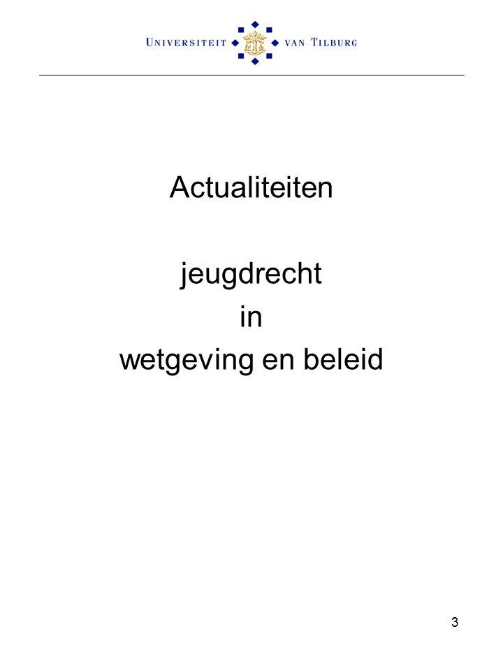 Rb Dordrecht 21 maart 2012, LJN BV9790 Een minderjarig en onder toezicht gesteld meisje heeft zoveel last heeft van haar menstruatie, dat zij wordt beperkt in haar dagelijkse leven.