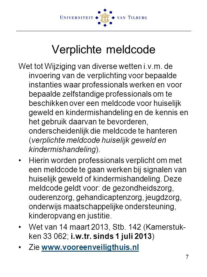 Artikelen 29a t/m 29y Wjz (7) Art.29l-n Wjz: Accommodaties Leerplichtwet Huisregels m.b.t.