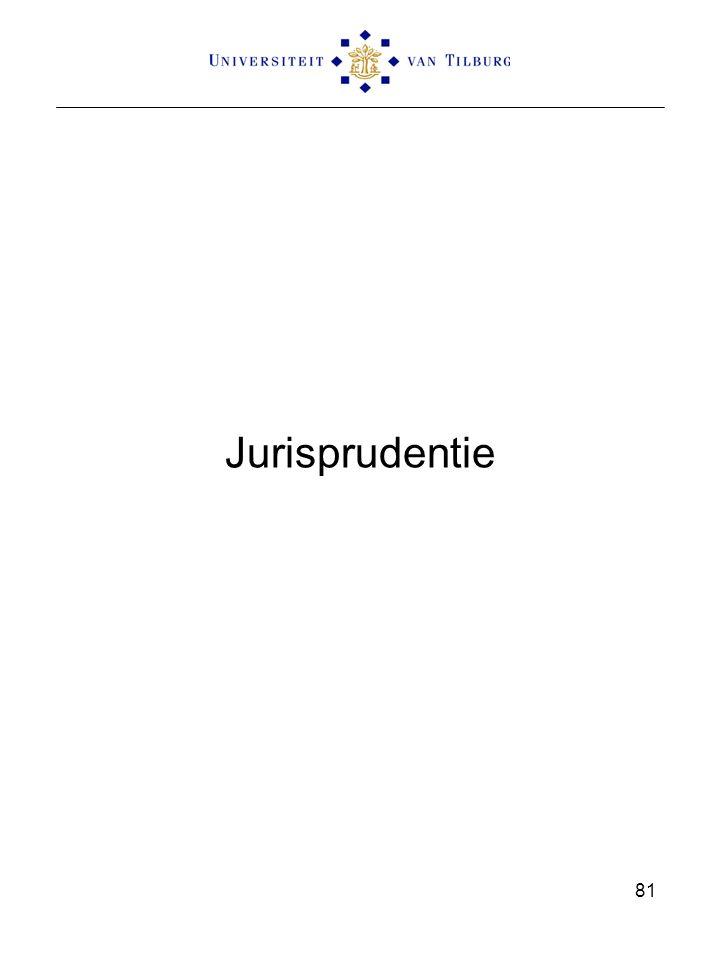 Jurisprudentie 81