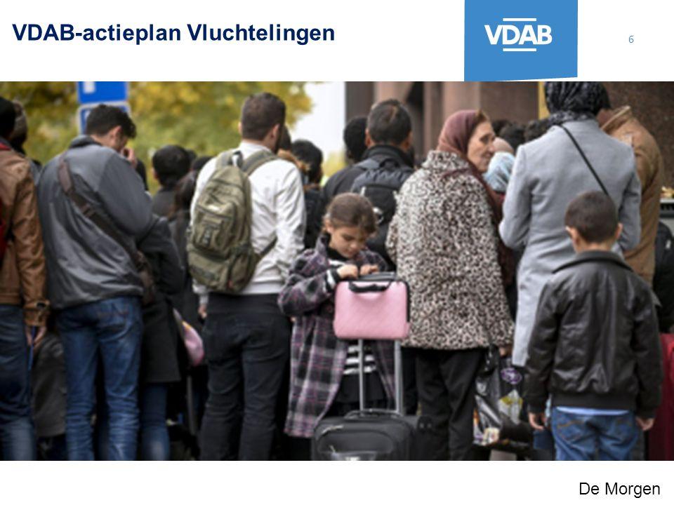7 Centrale boodschap: werk is dé integrerende factor Ga met vluchtelingen meteen aan de slag, al in de opvangcentra Vluchtelingen moeten al na enkele weken in de lokale taal kunnen spreken, eventueel na een paar maanden Administraties Werk en Integratie moeten nauw en geïntegreerd samenwerken Je moet niet alleen voor 16-18 jarigen (niet begeleide minderjarigen) specifieke dingen doen Begeleid de moeders naar taal, naar werk Vermijd dat vluchtelingen, eenmaal erkend, naar de steden/wijken trekken Betrek de werkgevers Zorg dat je burgers/verenigingen activeert om mee te helpen OESO-publicatie 'Making Integration Work' http://www.keepeek.com/Digital-Asset-Management/oecd/social-issues-migration-health/making-integration-work-humanitarian- migrants_9789264251236-en#page1 http://www.keepeek.com/Digital-Asset-Management/oecd/social-issues-migration-health/making-integration-work-humanitarian- migrants_9789264251236-en#page1