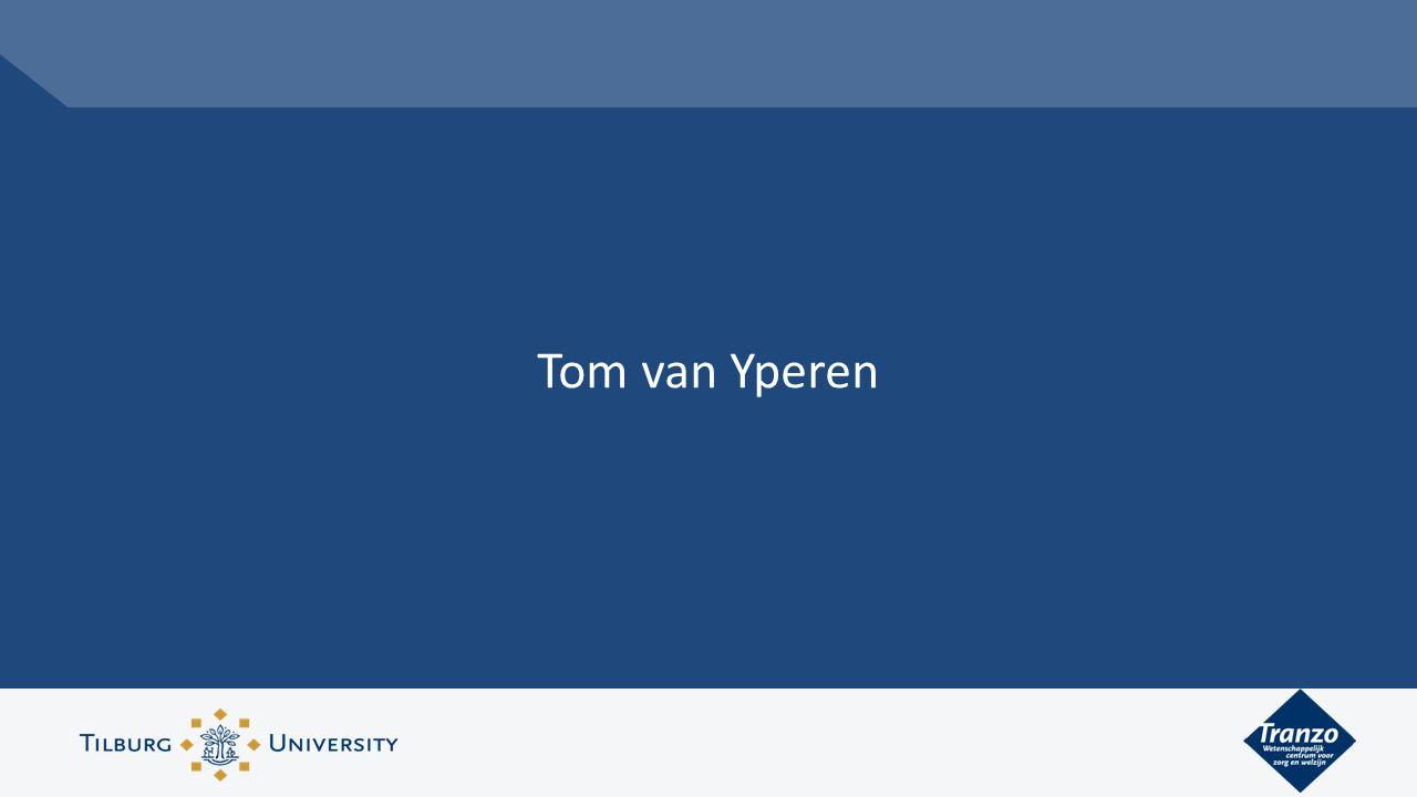 Eigen kracht voor duurzame kwaliteit Tom van Yperen Nederlands Jeugdinstituut / Universiteit Groningen 23 juni 2016 E-mail: t.vanyperen@nji.nl Twitter: @tomvanyperen