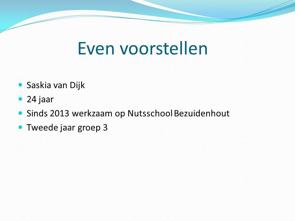 Algemene zaken Schooltijden: Maandag, dinsdag, donderdag en vrijdag 08.30u – 11.45u12.45u – 14.45u Woensdag 08.30u – 12.00u Activiteitenrooster, e-mailworks, website Ziek melden (ziekmelding@nutsschoolbezuidenhout.nl)