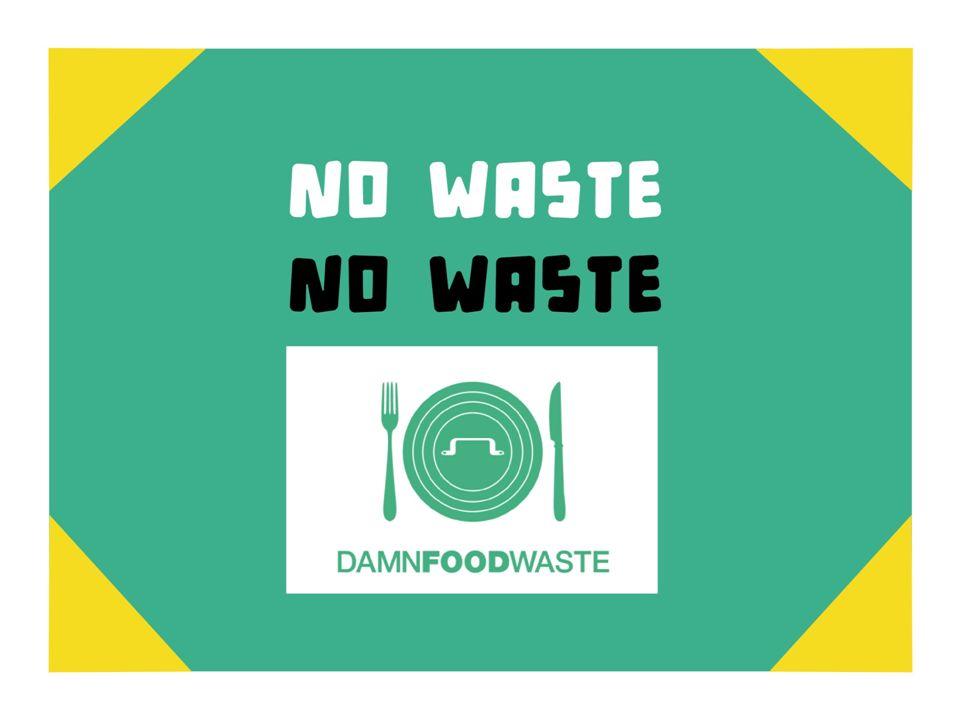 Programma Wat gaan we vandaag doen.–Waarom verspillen we voedsel.