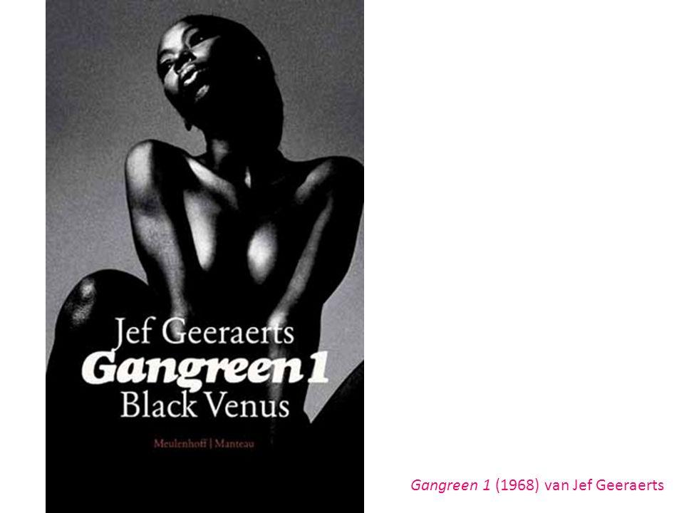 Gangreen 1 (1968) van Jef Geeraerts