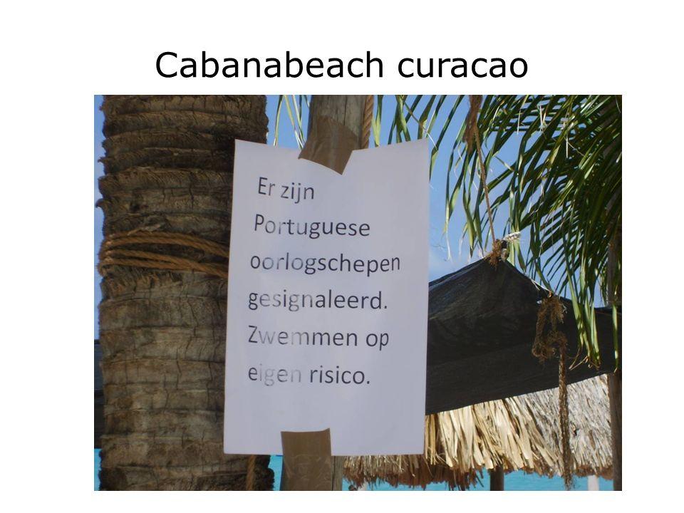 Cabanabeach curacao