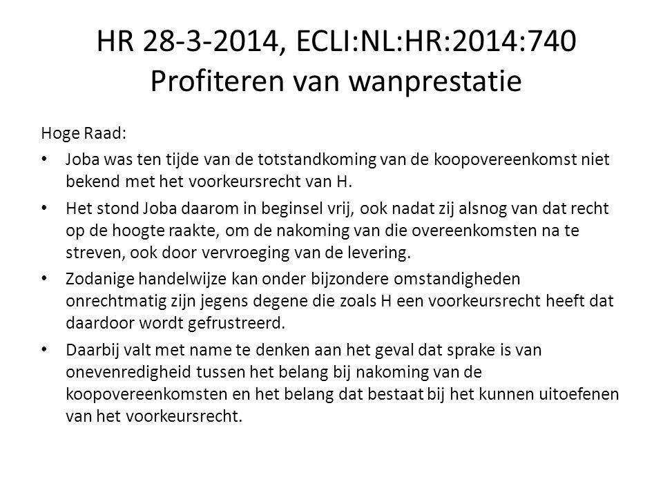 HR 5-12-2014, ECLI:NL:HR:2014:3519 Omvang zorgplicht werkgever Casus: Chauffeur X wordt uitgeleend aan een derde Bij loswerk voor die derde loopt X schade op aan voet.