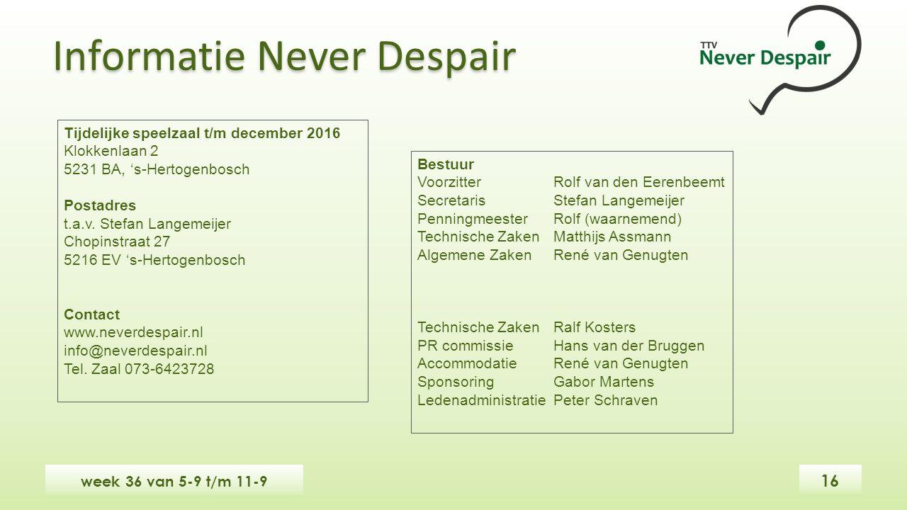 Tijdelijke speelzaal t/m december 2016 Klokkenlaan 2 5231 BA, 's-Hertogenbosch Postadres t.a.v. Stefan Langemeijer Chopinstraat 27 5216 EV 's-Hertogen