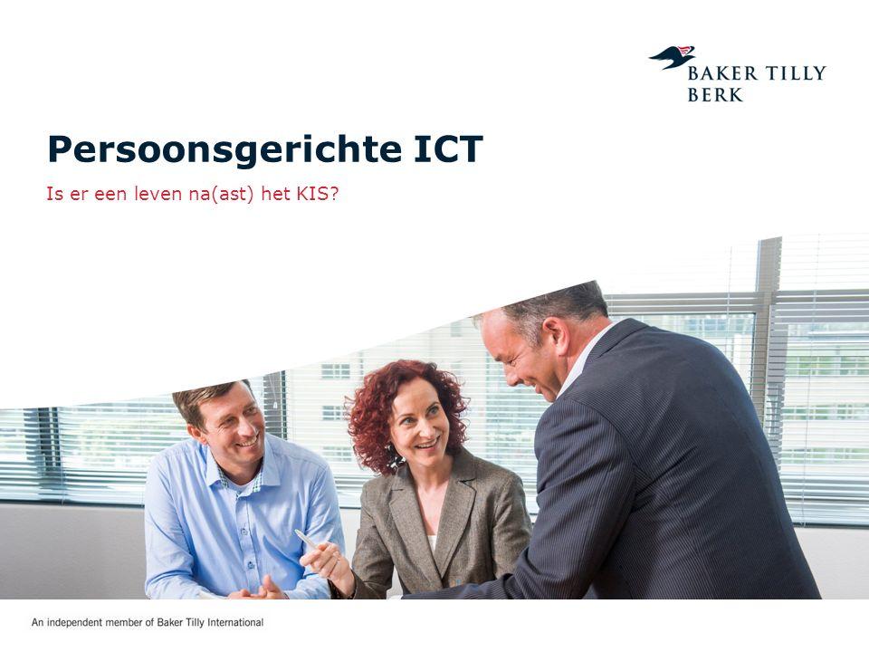 Persoonsgerichte ICT Is er een leven na(ast) het KIS