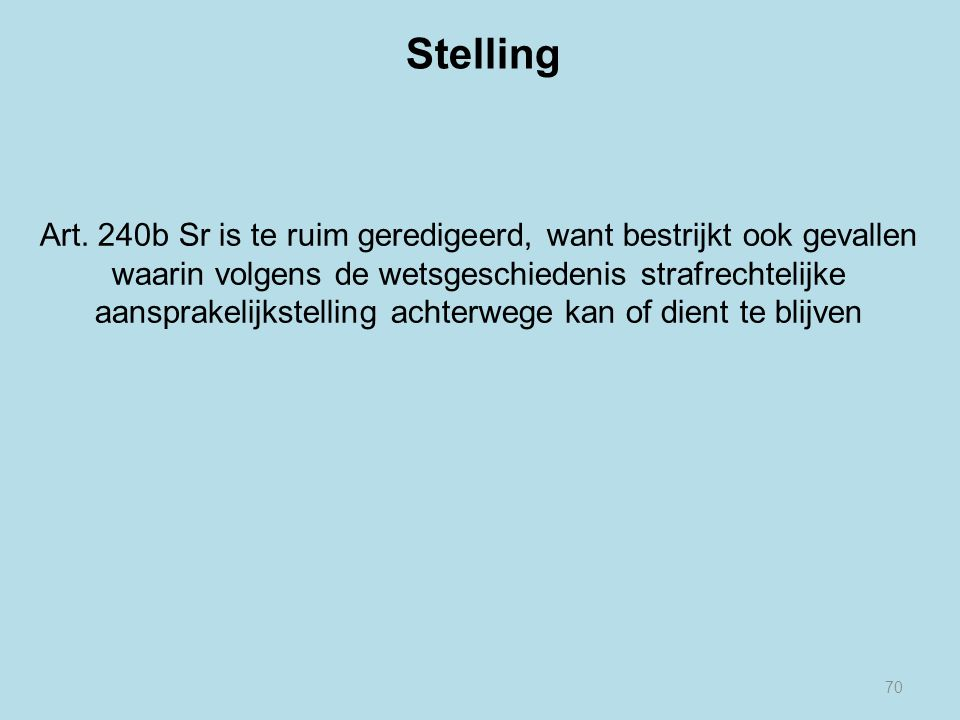 Stelling Art.