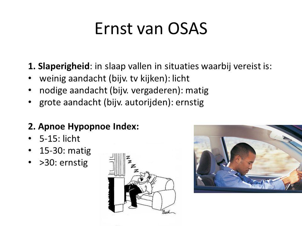 Ernst van OSAS 1.