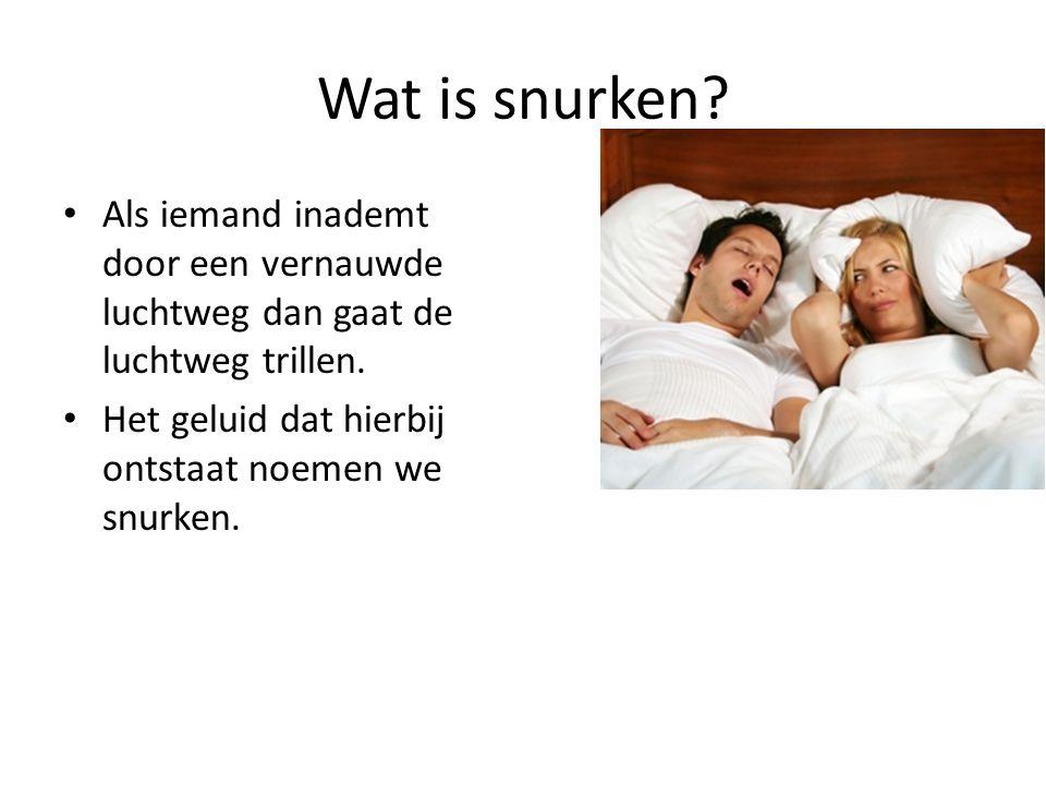 Centraal slaapapneu syndroom in slaapstudie