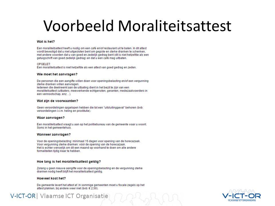 V-ICT-OR| Vlaamse ICT Organisatie Voorbeeld Moraliteitsattest