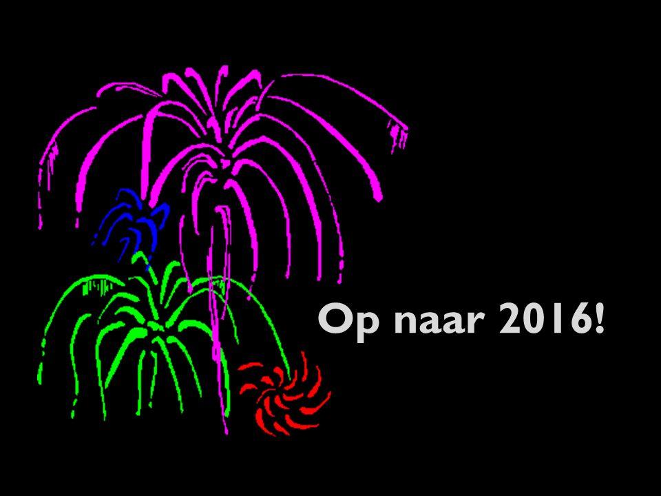 Op naar 2016!