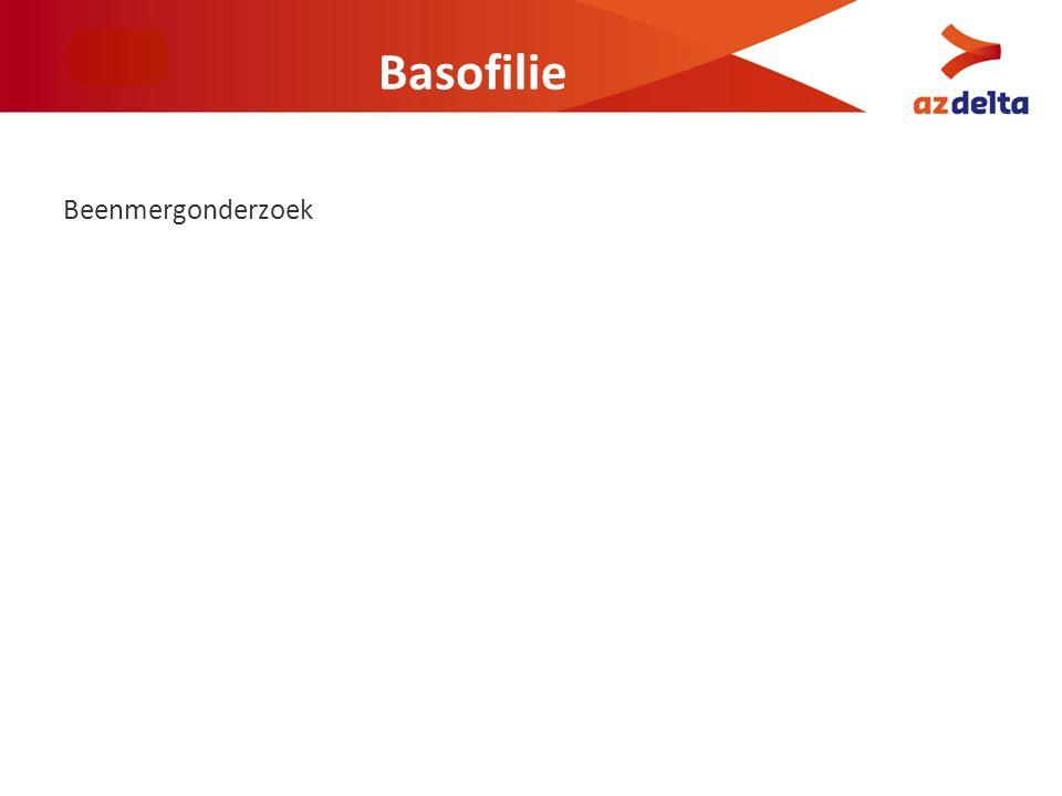 Basofilie Beenmergonderzoek