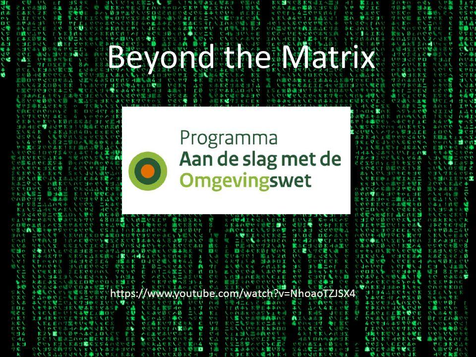 https://www.youtube.com/watch?v=NhoaoTZJSX4 Beyond the Matrix