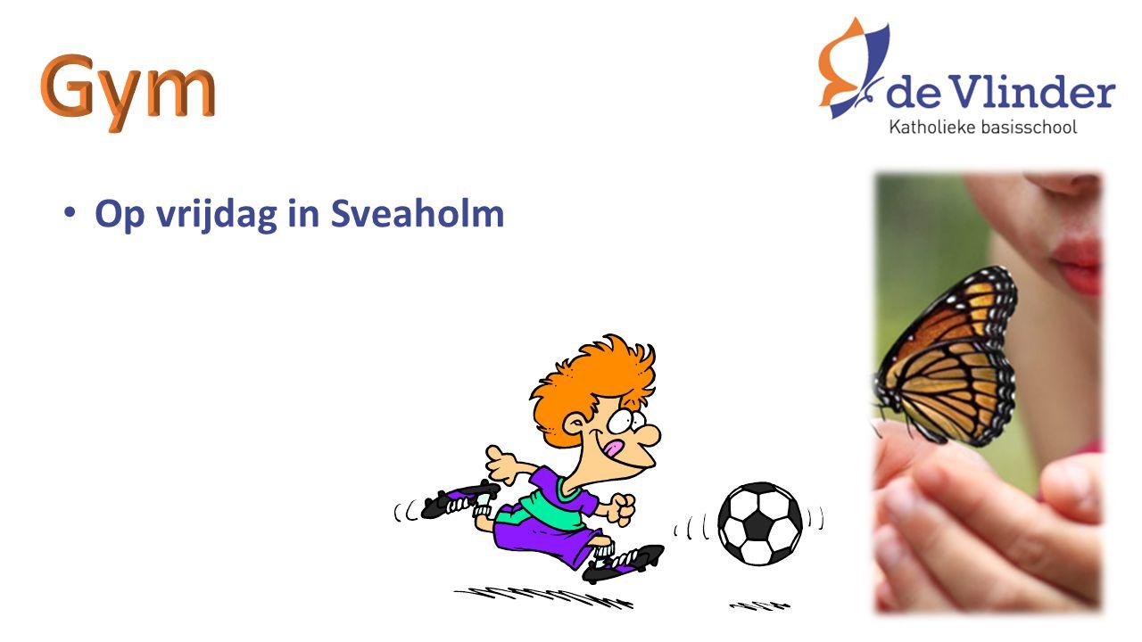 Op vrijdag in Sveaholm