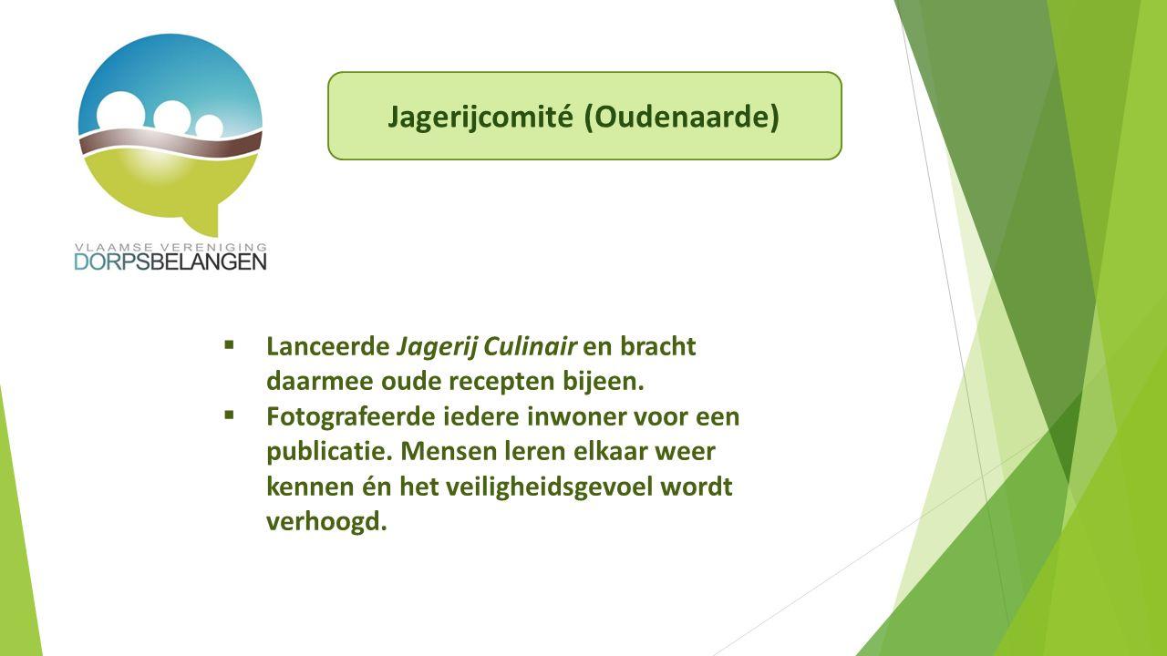  Lanceerde Jagerij Culinair en bracht daarmee oude recepten bijeen.