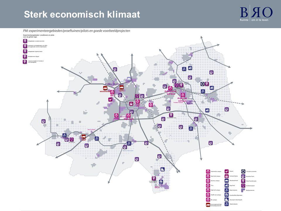 Sterk economisch klimaat